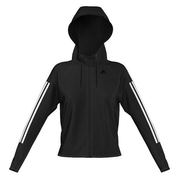 adidas Gym vest dames zwart/wit