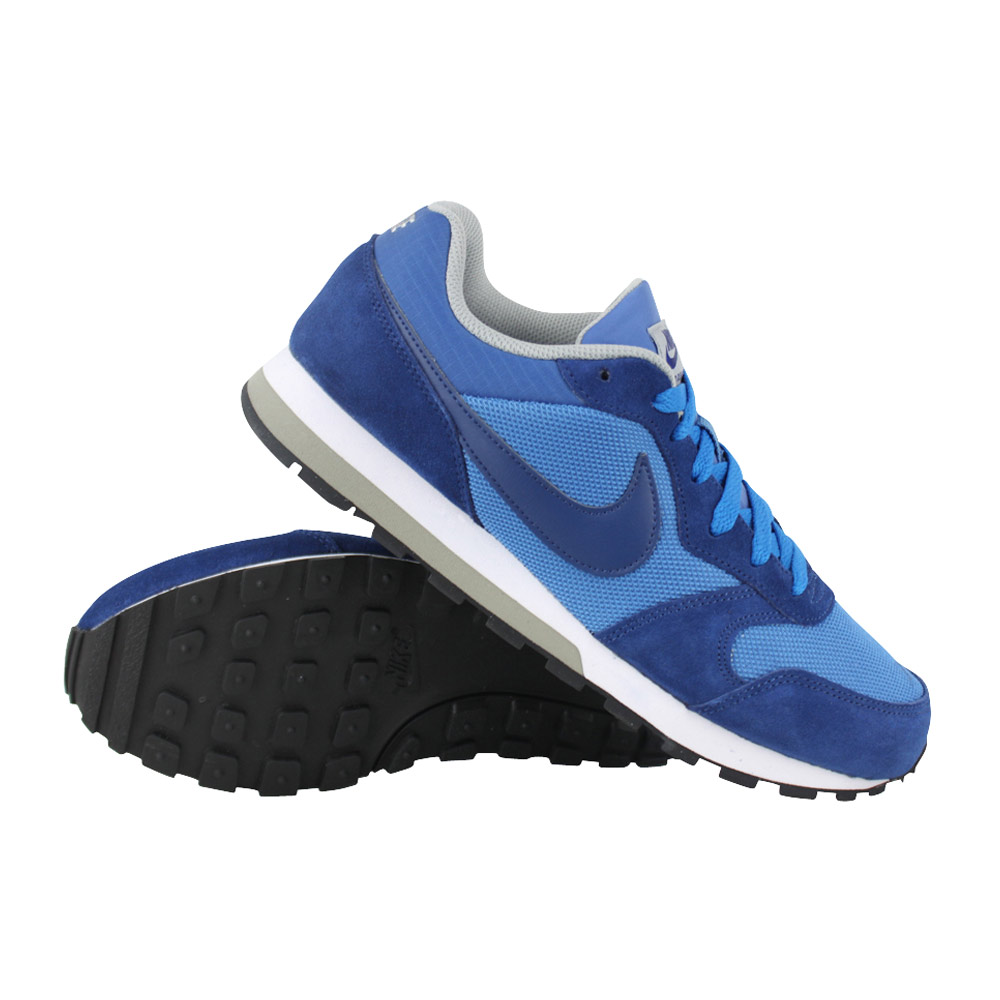 new product 36720 bf288 Nike MD Runner 2 fitnessschoenen heren blauw